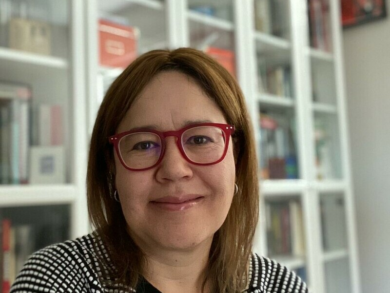 Women's health researcher, Dr. Maria-Beatriz Ospina